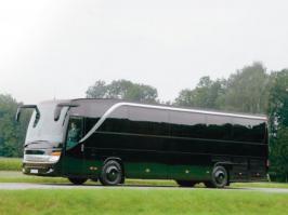 Автобус Setra Top Class 400. Техническая характеристика