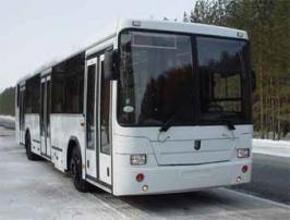 Автобус НефАЗ 52999 (VDL). Техническая характеристика
