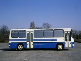 Автобус Ikarus 260. Техническая характеристика