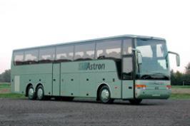 Автобус Van Hool T917. Техническая характеристика