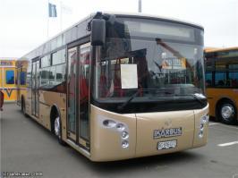 Автобус Ikarbus IK-218. Техническая характеристика