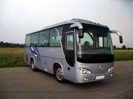 Автобус Golden Dragon XML6896E. Техническая характеристика