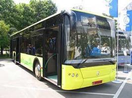 Автобус ЛАЗ A183. Техническая характеристика
