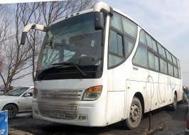 Автобус Zhong Tong Caesar. Техническая характеристика