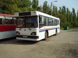Автобус МАРЗ 5266. Техническая характеристика
