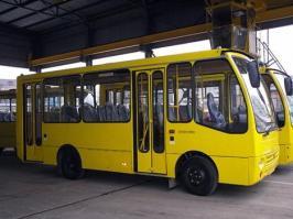 Автобус Богдан А-3017. Техническая характеристика