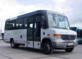 Автобус Mercedes-Benz O 815 D Vario. Техническая характеристика