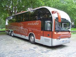 Автобус Temsa Diamond. Техническая характеристика