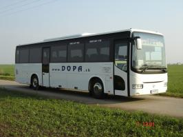 Автобус IVECO Arway. Техническая характеристика