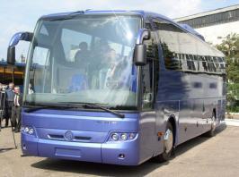 Автобус ЛАЗ 5208ML. Техническая характеристика