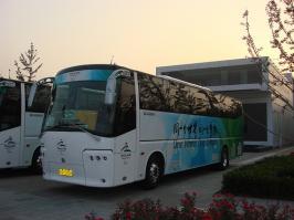 Автобус Zhong Tong BOVA. Техническая характеристика