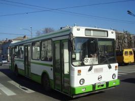 Автобус ЛиАЗ 5256 (инвалидный). Техническая характеристика