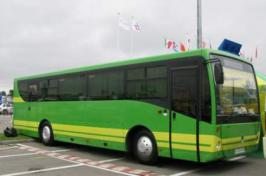 Автобус БАЗ А148. Техническая характеристика