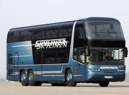 Автобус Neoplan Skyliner. Техническая характеристика