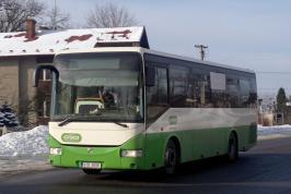 Автобус Irisbus Crossway 10.6M. Техническая характеристика