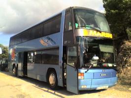 Автобус Scania ST400. Техническая характеристика