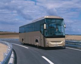 Автобус Irisbus Evadys 12M. Техническая характеристика