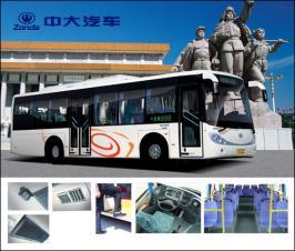 Автобус Zonda YCK6116HC. Техническая характеристика