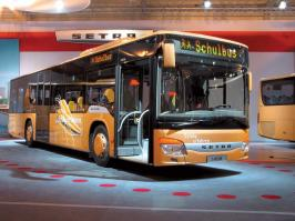 Автобус Setra Multi Class 400. Техническая характеристика