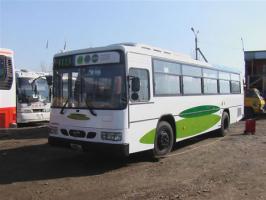 Автобус Daewoo BS-106. Техническая характеристика