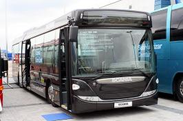 Автобус Scania OmniLink. Техническая характеристика