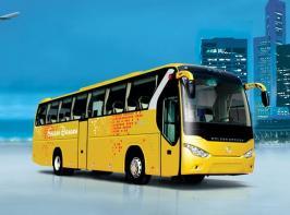 Автобус Golden Dragon XML6127. Техническая характеристика