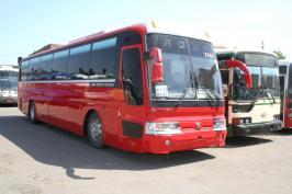 Автобус Hyundai Aero Queen. Техническая характеристика