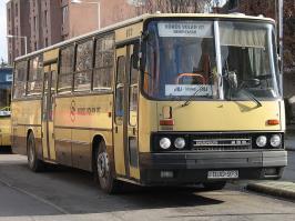 Автобус Ikarus 256. Техническая характеристика