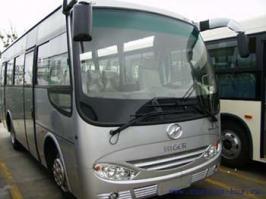 Автобус Higer KLQ 6720 B1G. Техническая характеристика