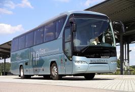Автобус Neoplan Tourliner. Техническая характеристика