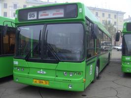 Автобус МАЗ 103C. Техническая характеристика