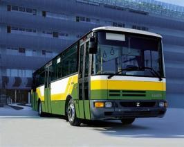 Автобус Irisbus B 952E. Техническая характеристика