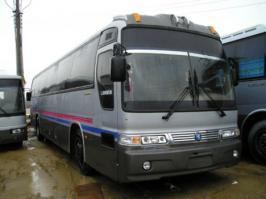 Автобус Kia Blue Sky. Техническая характеристика