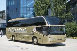 Автобус Neoplan Cityliner. Техническая характеристика