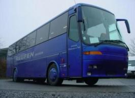 Автобус Bova FHD 12-370. Техническая характеристика