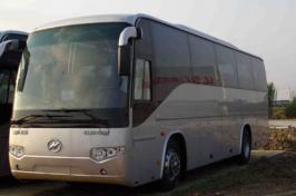 Автобус Higer KLQ 6129 Q. Техническая характеристика