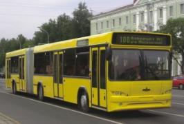 Автобус МАЗ 105. Техническая характеристика