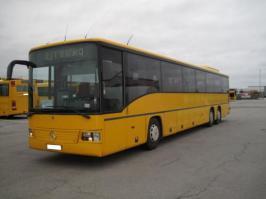 Автобус Mercedes-Benz Integro L. Техническая характеристика
