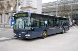 Автобус Mercedes-Benz Citaro LU. Техническая характеристика