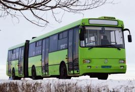 Автобус ЛАЗ А291. Техническая характеристика