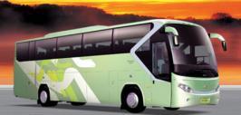 Автобус Zonda YCK6116HG. Техническая характеристика