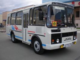 Автобус ПАЗ 32053. Техническая характеристика