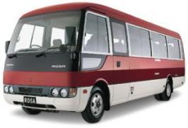 Автобус Mitsubishi Rosa. Техническая характеристика
