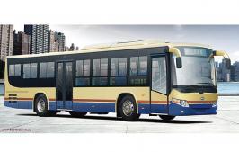 Автобус JAC HK6118G. Техническая характеристика