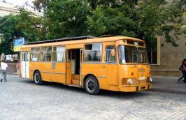Автобус ЛиАЗ 5930. Техническая характеристика