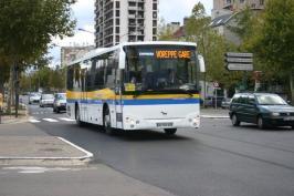 Автобус Temsa Tourmalin IC. Техническая характеристика