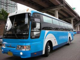 Автобус Hyundai Aero Space. Техническая характеристика