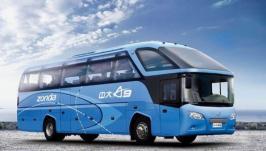 Автобус Zonda YCK6121HGW. Техническая характеристика