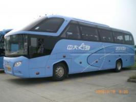 Автобус Zonda YCK6129HG. Техническая характеристика