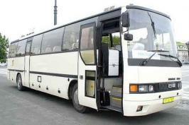 Автобус Ikarus 350. Техническая характеристика